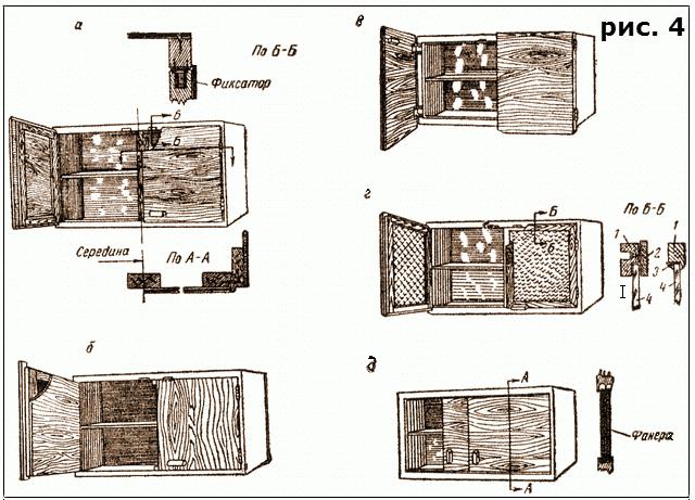 Как сделать своими руками навесной шкафчик - Как своими руками сделать мансардный шкаф