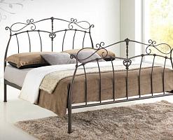 Железную кровать